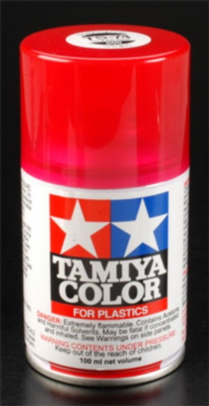 Tamiya Clear Red Spray