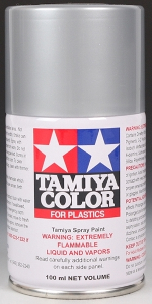 Tamiya Metallic Silver Spray