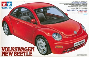 Volkswagen New Bettle (1/24) (fs)