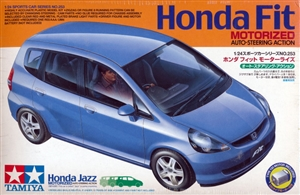 Honda Fit 'Motorized' (1/24) (fs)
