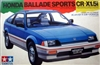 Honda Ballade Sports CR-X1.5i (1/24) (fs)