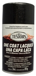One Coat Spray Blazing Black Lacquer 3 oz