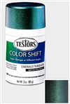Color Shift Enamel Emerald Turquoise 3 oz