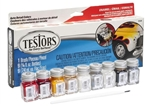Auto Detail Colors Enamel Paint Set