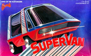 Ford Com Mx >> George Barris SuperVan (1/25) (fs)