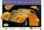 1937 Ford Cabriolet Boyd's Smoothster (1/24) (fs)