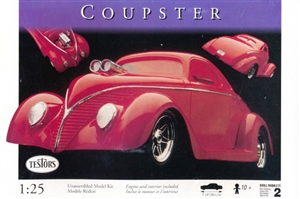 1937 Ford Coupster (1/25) (fs)