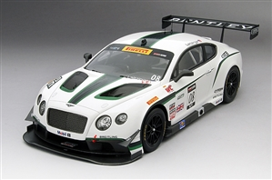 2014 Bentley GT3 #08 'Dyson Racing' Pirelli World Challenge Sonoma GP 3rd Place  (1/18) (fs)