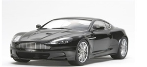 Aston Martin DBS with Photo-Etched Parts Set (1/24) (fs)
