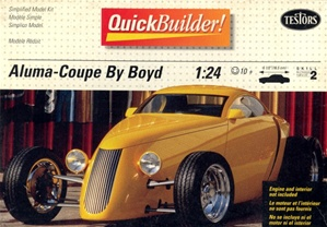 "Aluma Coupe ""Quickbuilder"" (1/24) (fs)"