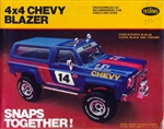 1980 Chevy Blazer 4 X 4 Snap Kit (1/24)