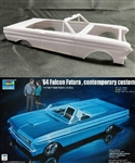 1964 Ford Falcon Convertible (2 'n 1) Mild Stock Custom or Custom Plus (1/25) (fs)