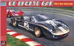 "1966 Ford GT MK II LeMans Winning Coupe (1/12) (fs)  <br><span style=""color: rgb(255, 0, 0);""> Just Arrived </span>"