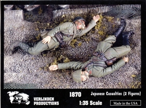 Verlinden Productions Japanese Casualties (1/35) (fs)