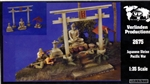 Verlinden Productions Japanese Shrine from Pacific War (1/35) (fs)