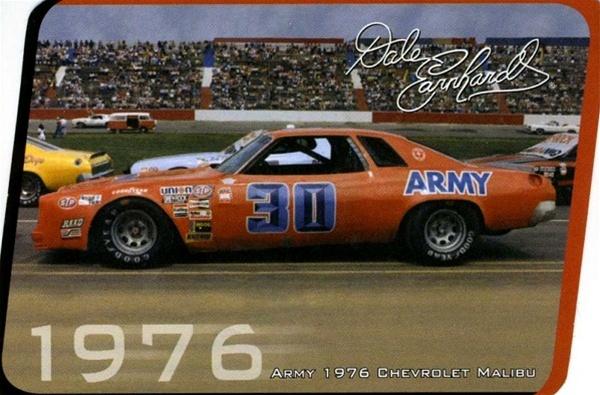 1976 Army Chevy Laguna # 30