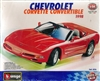 1998 Chevrolet Corvette Convertible Metal Kit (1/24) (fs)
