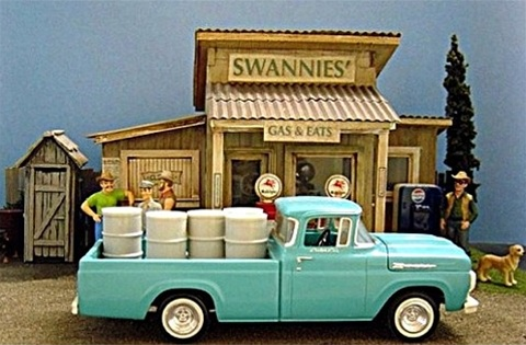 Car Cleaning Kit >> 1960 Ford F-100 Pickup (Resin Transkit) See More Info 1/25