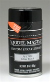 Gloss Black Enamel 3 oz Spray Can
