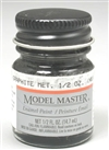 Graphite Metallic Enamel (1/2 Oz Bottle)