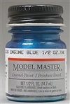 Oldsmobile Engine Blue Enamel 1/2 oz bottle