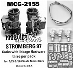 Stromberg 97 Carburetors (All 1/25 and 1/24 scale kits)