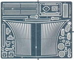 1940 Ford Standard Coupe Grille Detail Set for Revell 1/25 Kits
