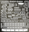 1966 Chevy Impala Photo-Etch Detail Set for Revell