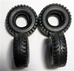 Ground Hawg Off Road 4x4 Truck Tires (1/25 set of 4)