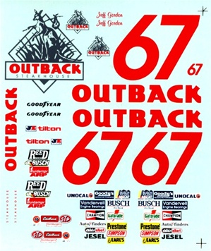1990 Outback Steakhouse #67